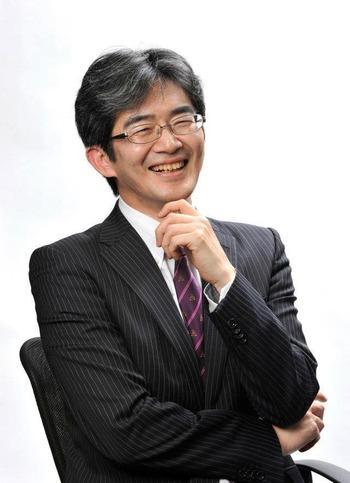 古屋市の公認会計士・税理士、勝野会計事務所の勝野弘志さん