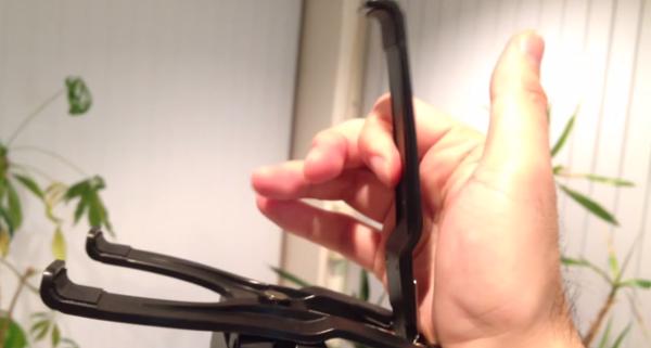 スペックコンピュータ タブレット用三脚穴付クリップスタンド iPad SP1367